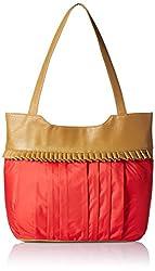 Fantosy Women's Handbag (Fnb-164, Red)
