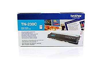 Brother MFC-9120 CN - Original Brother TN-230C - Cartouche de Toner Cyan - 1400 pages