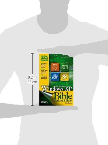 Alan Simpson's Windows XP Bible: Desktop Edition