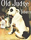 TIN SIGN NOSTALGIC ~ OLD JUDGE TOBACCO