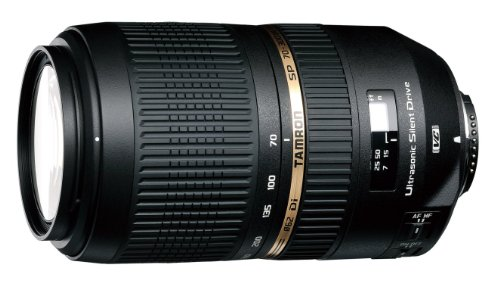 Tamron SP AF 70-300mm F4-5.6 Di USD lens for