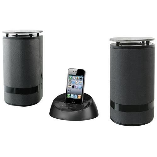 New Ilive Isp801B Audio Ipod Supported Dock & Wireless Speaker System