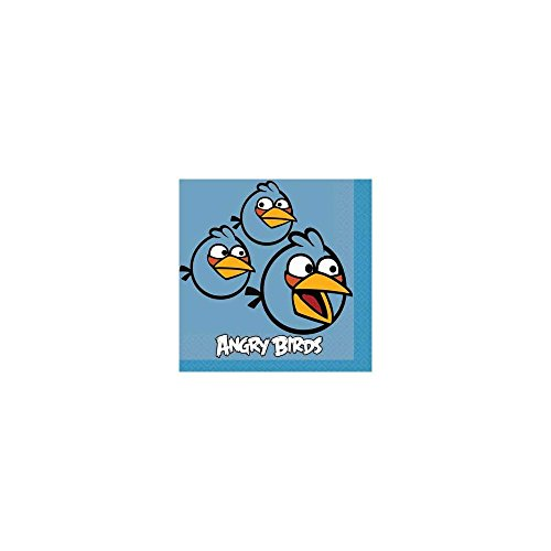 Angry Birds Beverage Napkins - 1