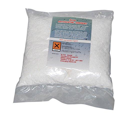 Raumentfeuchter Granulat, 2 x chemisches Spezialerzeugnis