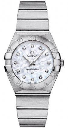 Omega Constellation Ladies Watch 123.10.27.60.55.001 [Watch] Constellation