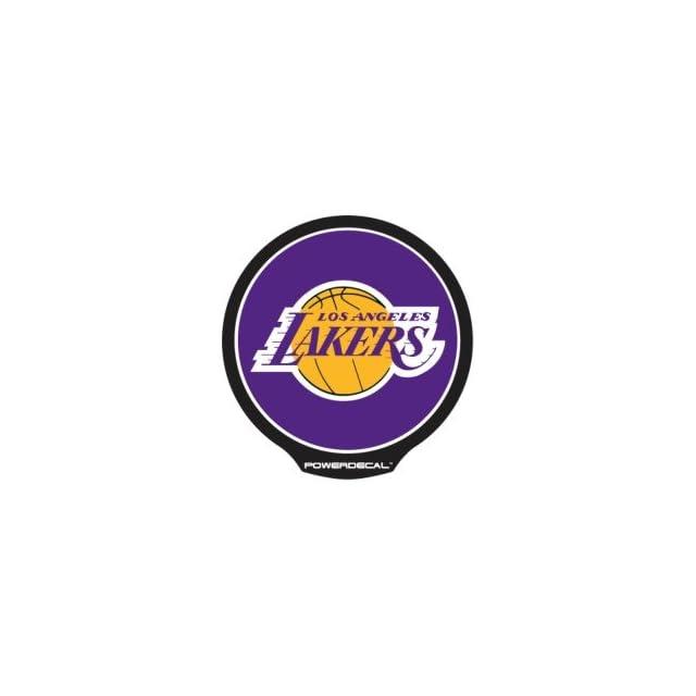 Los Angeles Lakers Die Cut Decal Power Decal