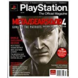 img - for Playstation: The Official Magazine; (July 2008) Metal Gear Solid 4 (Guns of the Patriots; World Exclusive Review; PS3 Shooter; Silent Hill; SOCOM, Red Faction; Mercenaries 2) book / textbook / text book