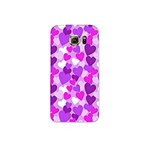 Design for Samsung Galaxy S6 Edge Plus nkt05 (81) Case by Mott2 -Heart Heart and Hearts