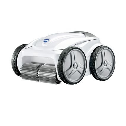 Polaris P945 4-Wheel Drive Robotic Pool Cleaner 9450 Sport Equivalent in White