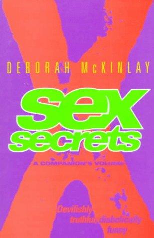 Sex Secrets: A Companion's Volume PDF