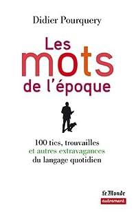 Livres quotidiens de langue orale