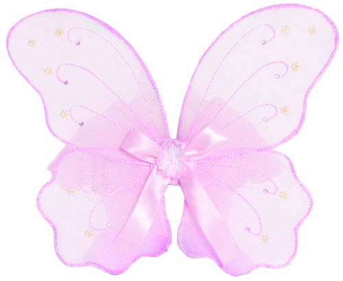 Creative Education's Pink Fairy Wings (One Size)