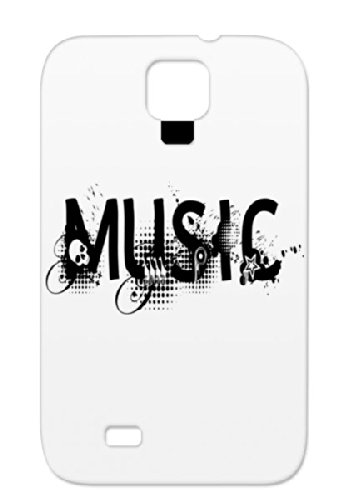 Disco Hip Hop Music Urban Rock`Nroll Metal Rock And Roll Classic Sound Birthday Headphone Headphones Country Fun Hiphop Sounds Dj Music Rock Party R&Amp;B Pop Records Jazz Dance Black Case For Sumsang Galaxy S4 Tpu Music