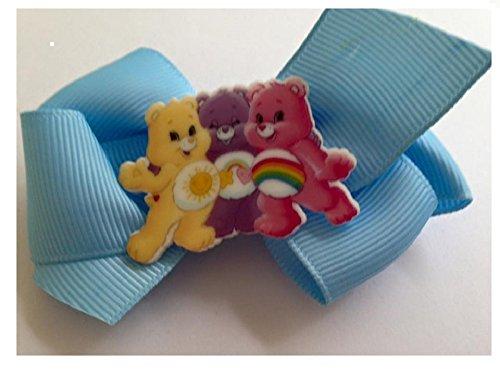care-bear-handmade-hair-clip