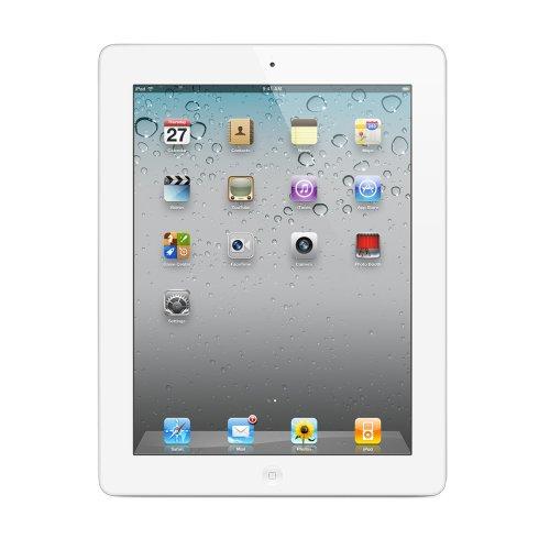 Apple iPad 2 with Wi-Fi (White, 64GB)