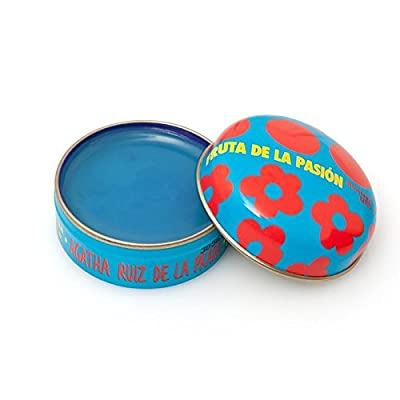Agatha Ruiz Lip Balm, Passion Fruit, 15 ml