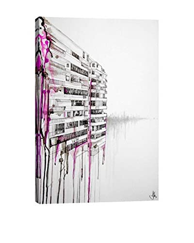 Marc Allante Gallery Rendition Canvas Print