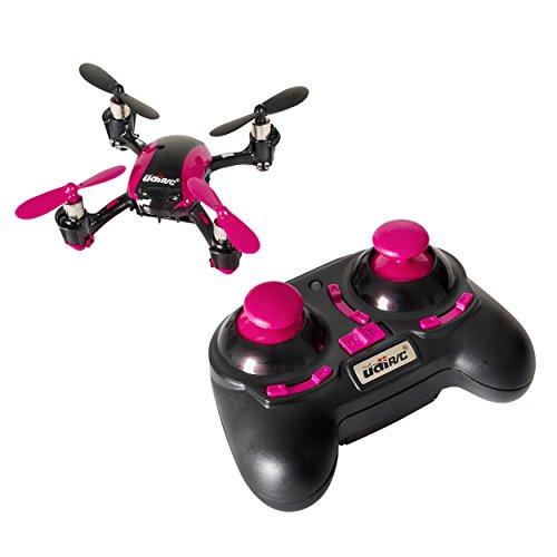 UDI RC U839 2.4G 3D Nano RC Quadcopter, Pink