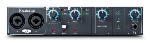 Focusrite Saffire Pro 14 8 In / 6 Out FireWire