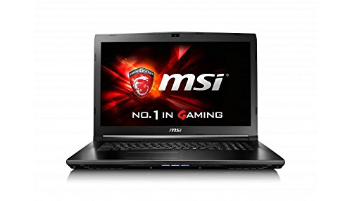 MSI GL72-6QFi781FD 17 Zoll Gaming-Notebook