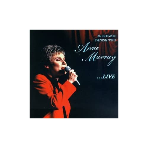 An-Intimate-Evening-With-Live-Anne-Murray-Audio-CD
