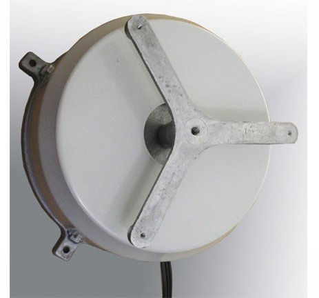 Wall Mount AC Motor Turntable - 40 lb Capacity