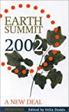 cover of Earth Summit 2002: A New Deal
