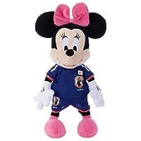 ディズニー サッカーコレクション ミニーマウス 日本代表