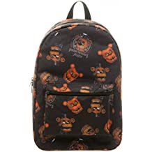 BIOWORLD Five Nights At Freddy S Freddy Fazbear All Over Print Backpack