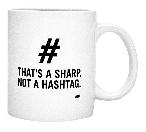 thats-a-sharp-not-a-hashtag-mug
