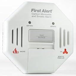 FIRST ALERT Smoke & Carbon Monoxide Alarm