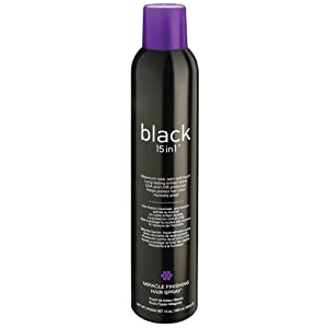 10 popular black hairspray wigs