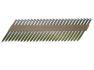 Pneu-Tools 922420 2-1/2-Inch by 0.148 30-33 Degree Brite Joist Hanger