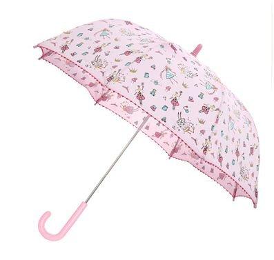 Bombay Duck 'Fairy' Childrens Umbrella in Pink