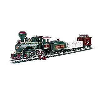 Bachmann Trains Night Before Christmas Ready-to-Run Large