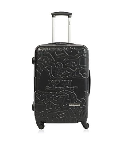 Bazar De Maletas Valigia Keith Haring 48 cm