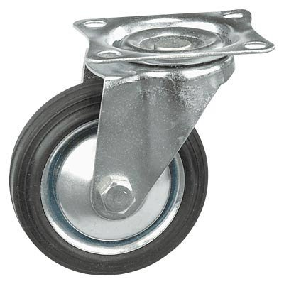Swivel Rubber Caster - 6inB0000AWYVY