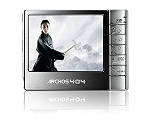 Archos 404 - 30GB Slim Portable Multimedia Player