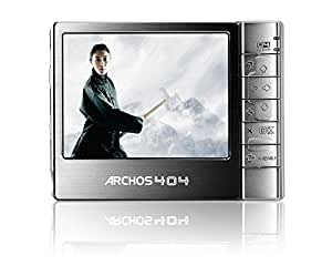 Archos 404 - 30GB Slim Portable Multimedia Player