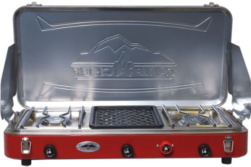 Camp Chef Denali 3 Burner Camping Stove