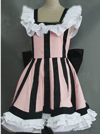 Vicwin-one Black Butler Circus Wendy Cosplay Costume