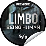 2013 GetGlue Being Human Season 3 Premiere sticker NLA