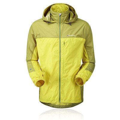 Montane Men Lite Speed Windproof Hooded Jacket from Montane