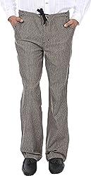 Reevolution Men's Trouser (MWBS410619_S, Grey, Small)