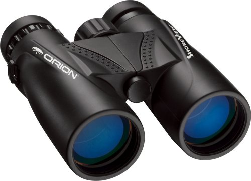 Orion 09473 ShoreView 10x42 Waterproof Binoculars (Black)