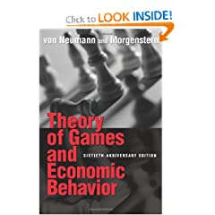 Theory of Games and Economic Behavior (Commemorative Edition) (Princeton Classic Editions) (9780691130613)