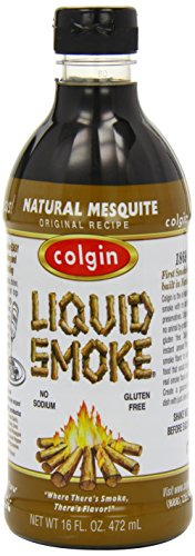 Colgin Liquid Smoke, Mesquite, 16.0 Ounce (All Natural Liquid Smoke compare prices)