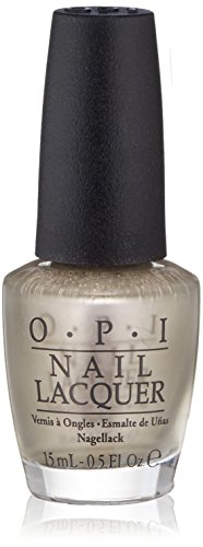 OPI Nail Polish Take A Right On Bourbon (Opi Silver Nail Polish compare prices)