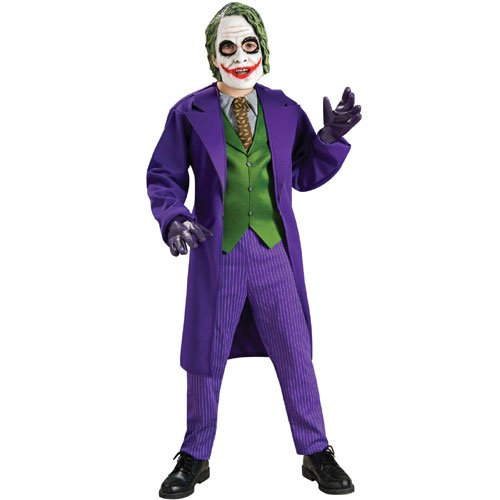 Deluxe Joker Costume - Large