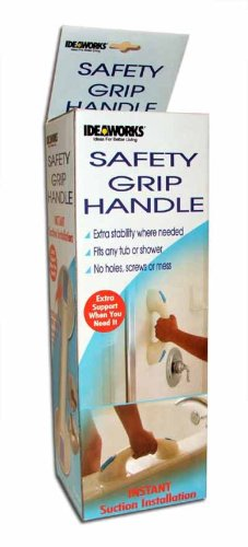 Super Grip Bathroom Safety Handle (WHITE) (3.50